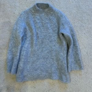Mohair Cos Sweater - The cosiest sweater!